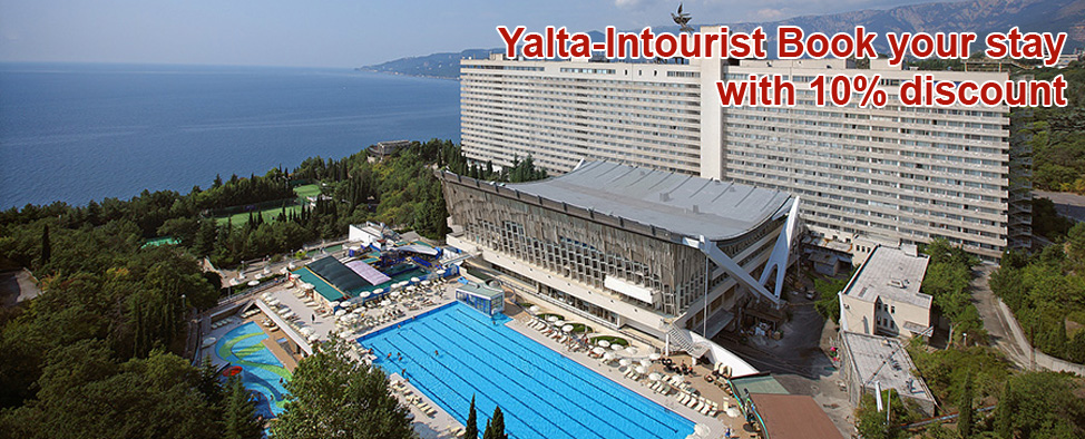 Yalta-Intourist Hotel
